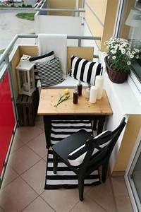 Balkon Bank Klein : 60 inspirierende balkonideen so werden sie einen ~ Michelbontemps.com Haus und Dekorationen