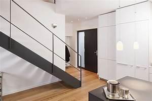 Stahltreppe Mit Holzstufen : stahltreppe 5 treppenbau voss treppe in 2019 pinterest treppe offene treppe und ~ Orissabook.com Haus und Dekorationen
