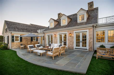 House Patio by Cape Cod Inspiration The House That A M Built