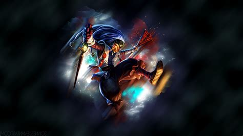League Of Legends, Shaco Wallpapers Hd / Desktop And Mobile Backgrounds