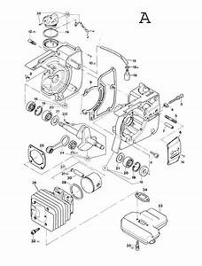 Dolmar 105 Parts List
