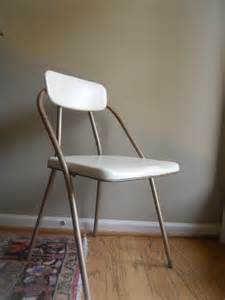 mid century folding chair by hamilton cosco by junkyardgenes