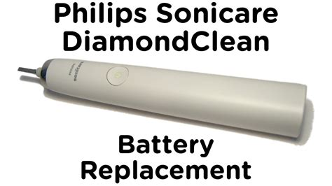 Battery Replacement Guide for Philips Sonicare