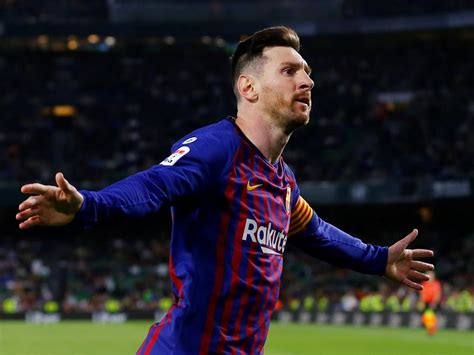 Lionel Messi scores 51st hat-trick of his career to help ...