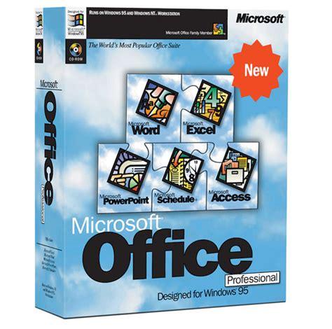 """Gabriel Aul """"office 95 Läuft Super Auf Windows 10"""