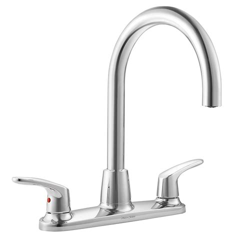 standard kitchen faucet standard colony pro 2 handle standard kitchen