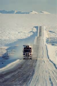 Alaska Ice Road Truckers