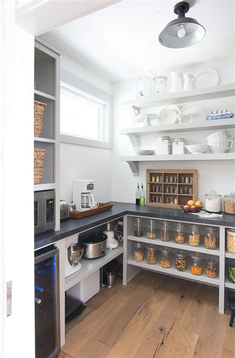Get Organized Butlers Pantries by Butler Pantry Pictures Aksen And Scheme