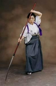 長刀術 – Naginatajutsu – 神龍 – Shinryu
