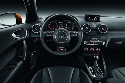 Audi A1 Interni by Interni Audi A1 Sportback Italiantestdriver