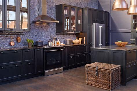 buy kitchen cabinets canada cuisine laxarby cuisine gris et bois en modles varis pour 8008