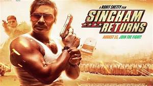 Singham Returns First Look | Ajay Devgan, Kareena Kapoor ...