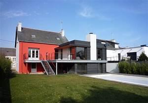 devis architecte maison tlcharger en pdf architecte With extension maison en l 4 extension bois sur maison en pierre tulle vincent