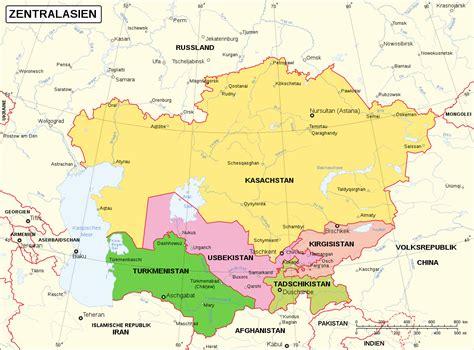 File:Zentralasien politische Karte 2010.svg - Wikimedia ...