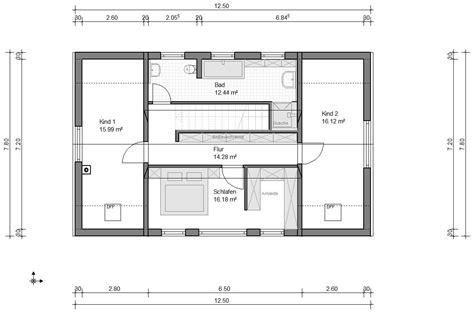Kleines Einfamilienhaus Grundriss by Hausbau Grundrisse Grundrisse F 252 R Einfamilienh 228 User
