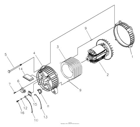 Husqvarna Parts Diagram For