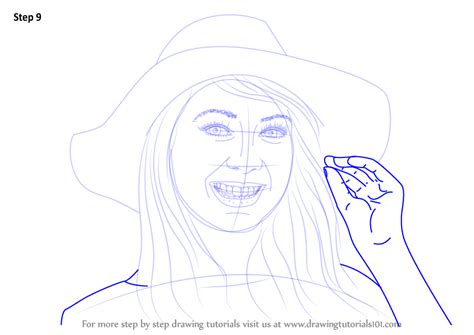Learn How To Draw Zoella (other People) Step By Step