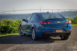 2016 Chevrolet Ss Review  It U2019s Unclear Why You Haven U2019t