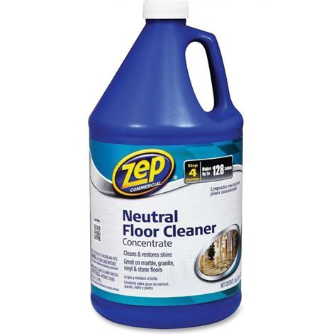 Concentrated Neutral Floor Cleaner   LD Products