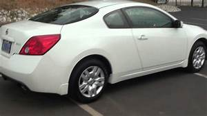 For Sale 2009 Nissan Altima 2 5s     2 Door  Cvt Xtronic
