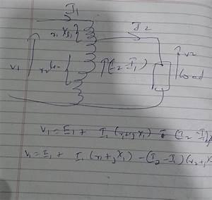 Autotransformer Phasor Diagram
