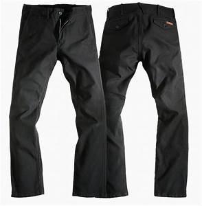 Motorrad Jeans Slim Fit : rokker chino biker jeans schwarz im coolen slim fit bei ~ Kayakingforconservation.com Haus und Dekorationen
