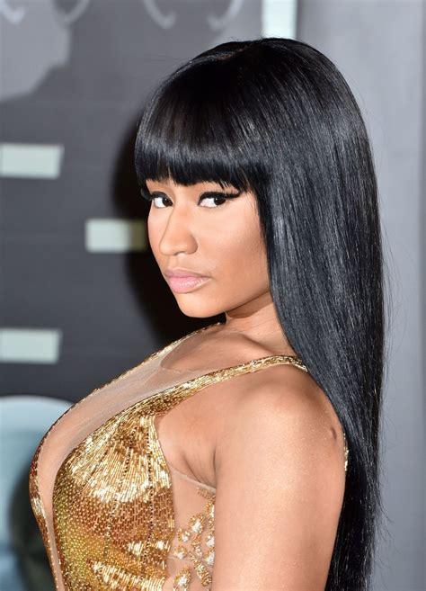 Nicki Minaj Bang Hairstyles Hairstyles By Unixcode