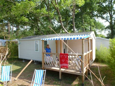 Chambre Agriculture Charente Maritime - mobil home 3 chambres 6 places