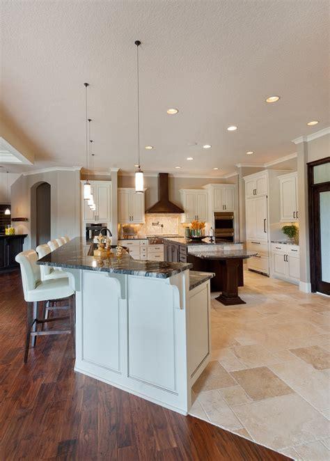 Hardwood Floor Tile Kitchen  Tile Design Ideas