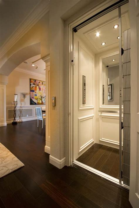 houses with elevators home lift home elevator residential lift a rising trend