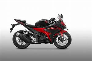 2017 Honda Cbr150r Gets Two New Colours Option In