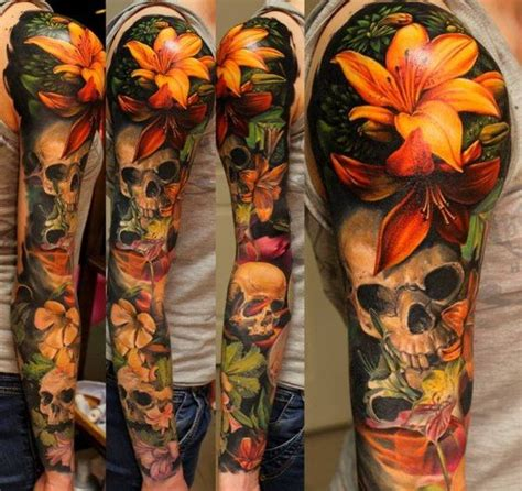 astounding sleeve tattoo designs  men amazing tattoo ideas