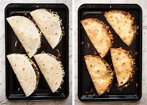 Oven Baked Chicken Quesadillas | RecipeTin Eats