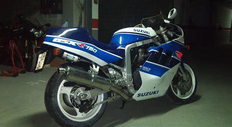 1990 Suzuki Gsxr 750 by 1990 Suzuki Gsx R 750 Image 9
