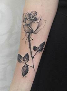 colorful roses best 20 single tattoos ideas on