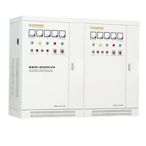 Sbw Three Phase Automatic Voltage Stabilizer Yiy China