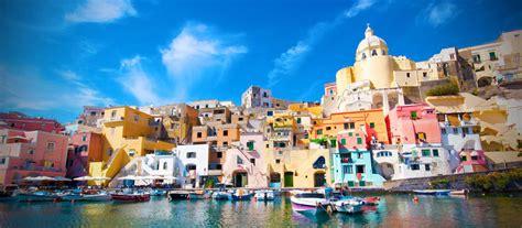 Procida Amalfi Coast Destination Private Tours
