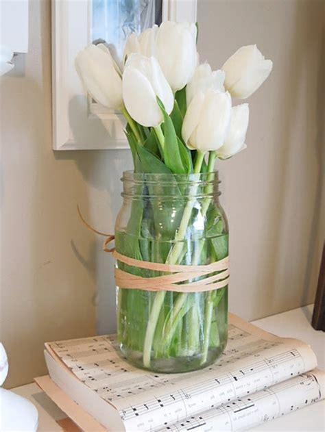 deko mit tulpen 42 herrliche ideen f 252 r landhaus deko archzine net