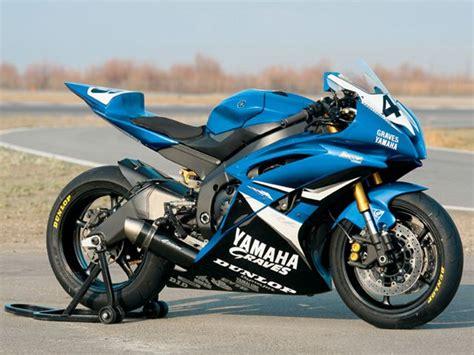 Ama Pro Race Bikes Yamaha Yzf R6 Side View Photo 19