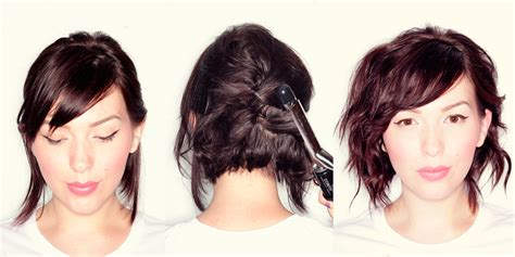 8 Lovely Short-medium Hair Tutorials You Should Steal From