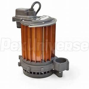 Liberty Pumps 230 Manual Sump Pump