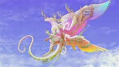 Phoenix Wallpapers Computer Cool Bird Resolution Backgrounds