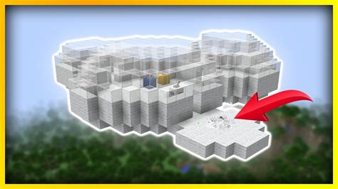 minecraft   build  commandblock cloud house youtube