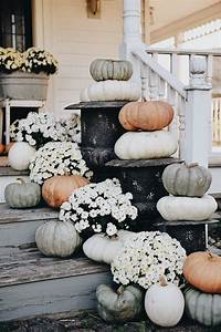 30, Inexpensive, Diy, Fall, Front, Porches, Ideas, On, A, Budget