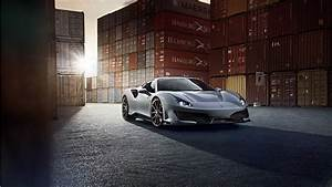 Novitec Ferrari 488 Pista 2019 4K 3 Wallpaper HD Car