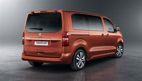peugeot europe psa peugeot citroen and toyota reveal new light vans for