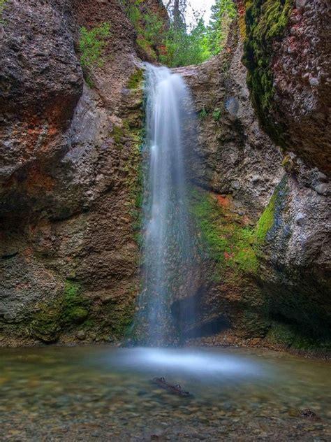 trip report grotto falls payson canyon