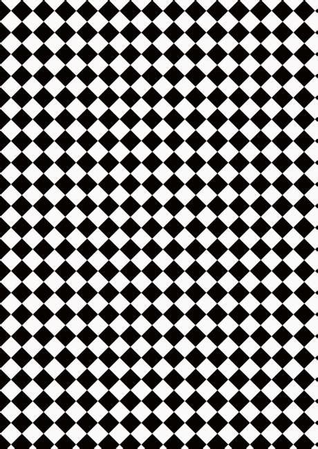 black and white tile paper