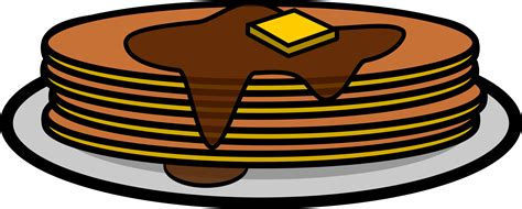 Pancake Clipart Stack Of Pancakes Clipart Clipart Suggest