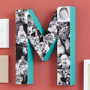 20 thoughtful diy mother39s day gifts for creative juice With wooden letter photo collage
